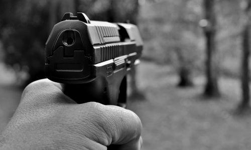 pistol weapon target