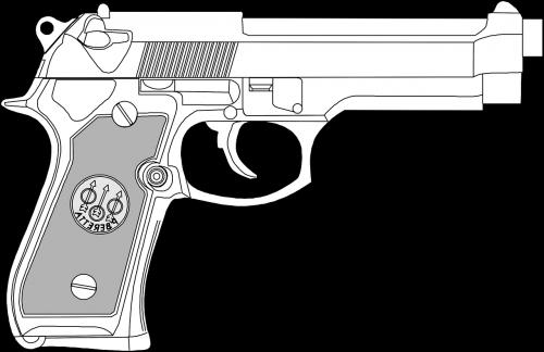 pistol gun dangerous