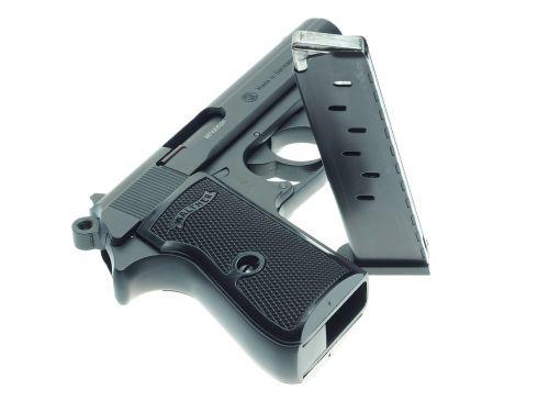 pistol magazine walter ppk