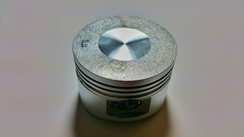 piston metal grey