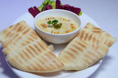 pita bread hamas food dishes
