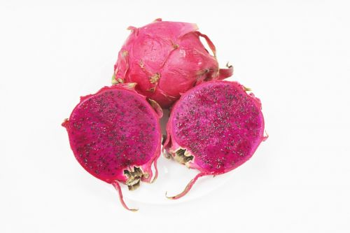 pitaya fruit purple