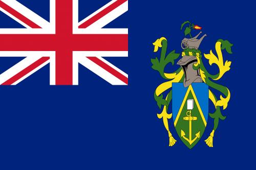 pitcairn islands flag national flag
