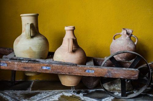 pitcher pottery handmade