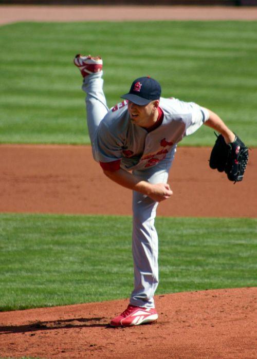 pitcher baseball major league