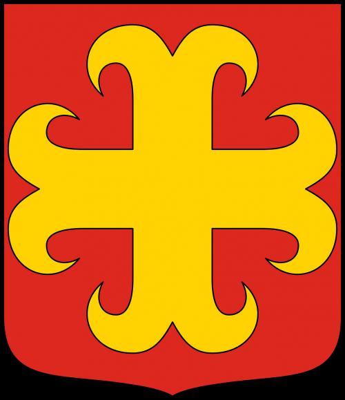 pittangen cross heraldry