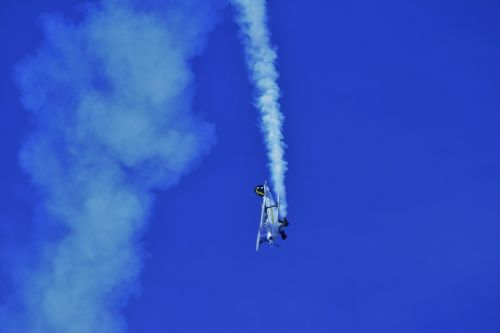 Pitts Special Aerobatic Display