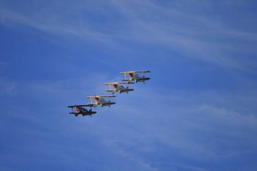 Pitts Special Aerobatic Team