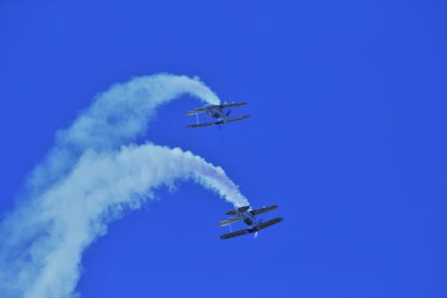 Pitts Special Displaying