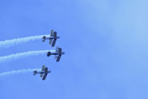 Pitts Special Formation Inverted