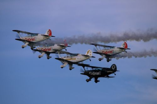 Pitts Specials Taking To The Sky