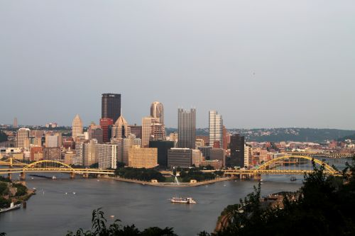 Pittsburgh - West End Overlook 04
