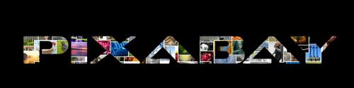 pixabay lettering image database