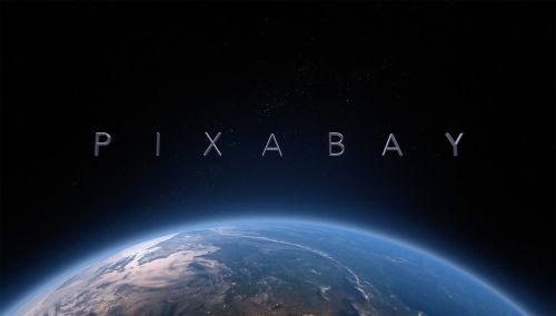 pixabay satellite space