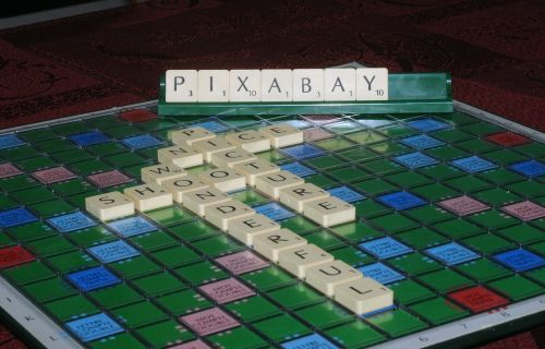 pixabay scrabble game