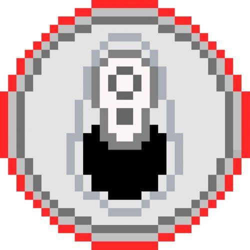 Pixel Art Can