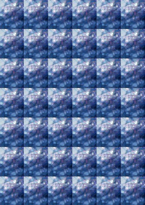 Pixel Pattern Duplicated