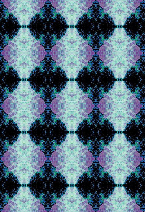 Pixel Pattern Repeat
