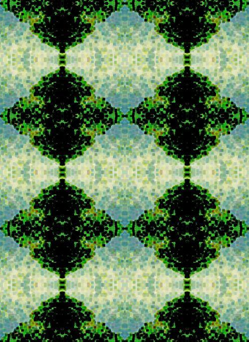 Pixel Repeat Pattern