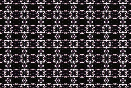 Pixelation Repeat Pattern