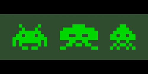 pixelgrafic dos game