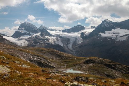 silvretta montafon alpine