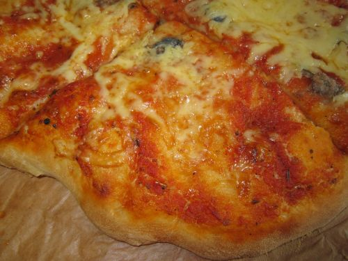 pizza bake eat