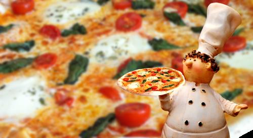 pizza italian eat