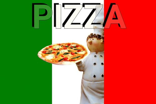 pizza italian eat