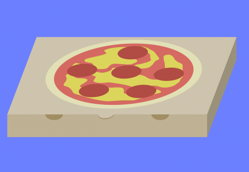 pizza pizza carton box