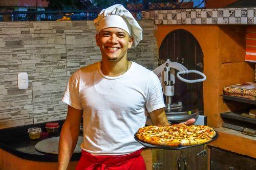 pizza restaurant eat