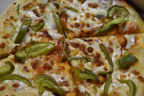 pica,troškimas,daržovių pica