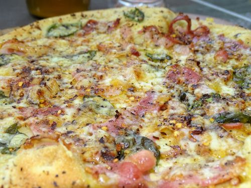 pizza pizza bianca gourmet