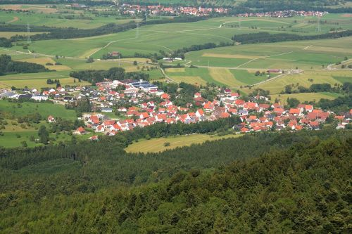 place village ross cheeks