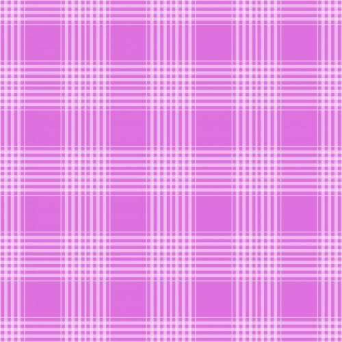 Plaid Checks Background Purple