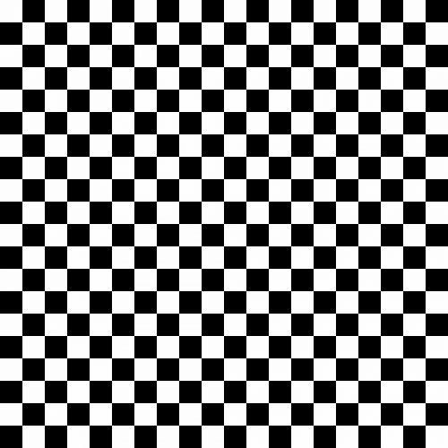 Plain Checkerboard