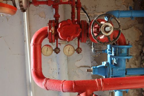 pressure mechanism plambing
