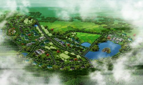 plan in rural areas china