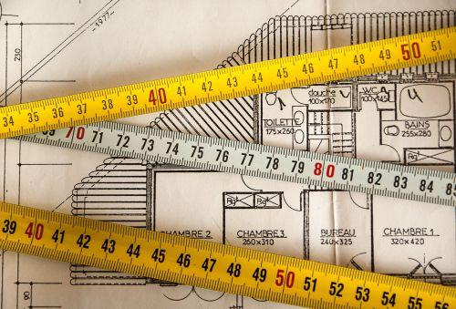 plan building measurement
