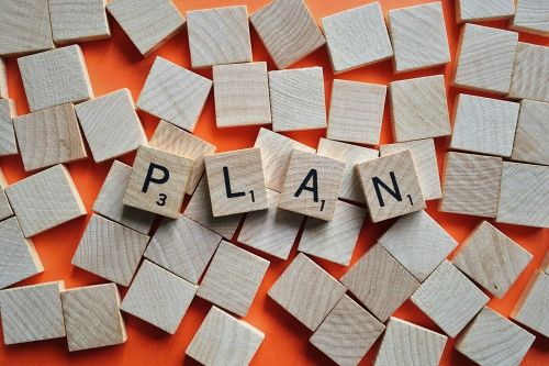 plan objective strategy