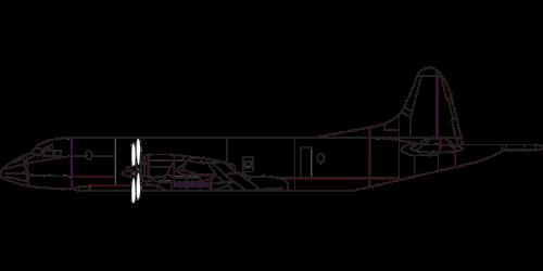 plane airplane lockheed
