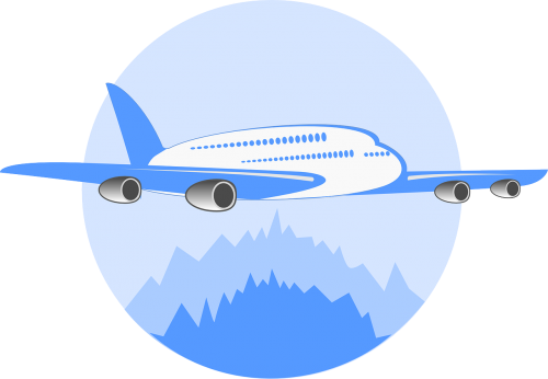 plane jet airplane