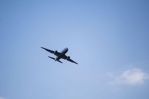 plane landing take off