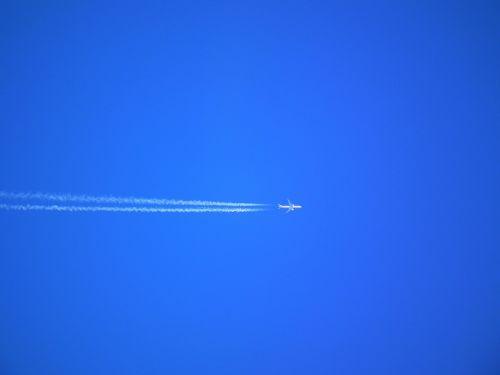 plane sky flight