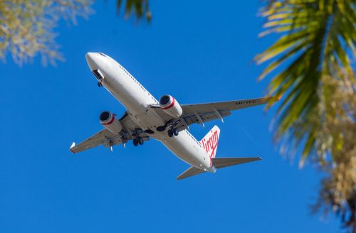 plane jet liner air plane