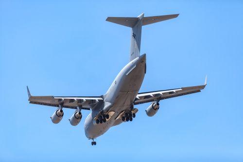 plane c-17a globemaster iii raaf