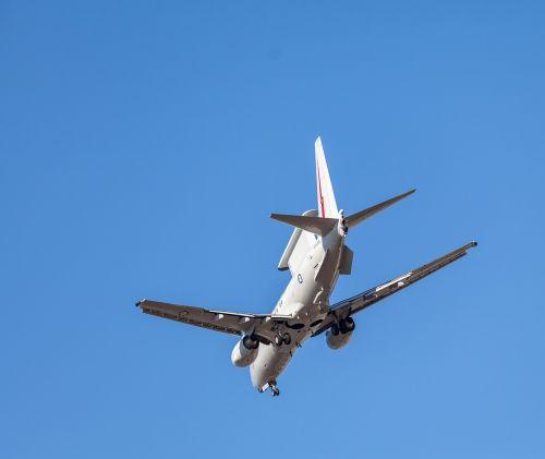 plane boeing 737-7es wedgetail australia