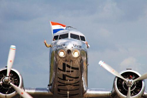 plane transport travel