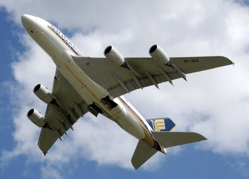 plane aircraft commercial airline