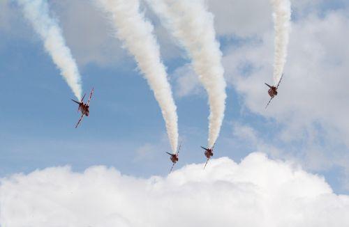 planes jets plane smoke